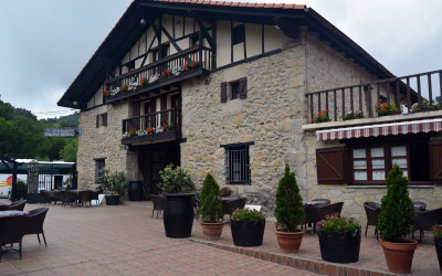 Restaurante Arita Berri Jatetxea - Entrada Principal